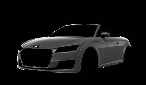 Цвета кузова TT Roadster